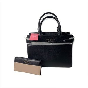 KATE SPADE   2 Piece Set Satchel and Wallet NWT
